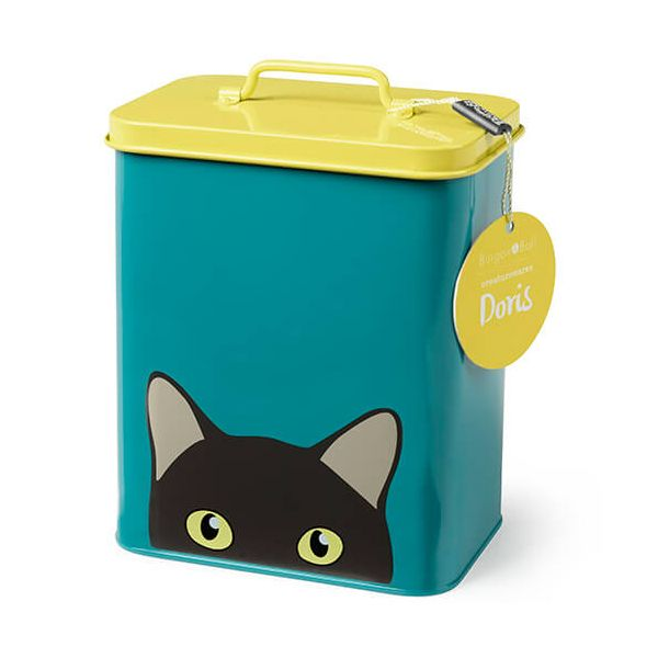Burgon & Ball Creaturewares Doris Cat Tin