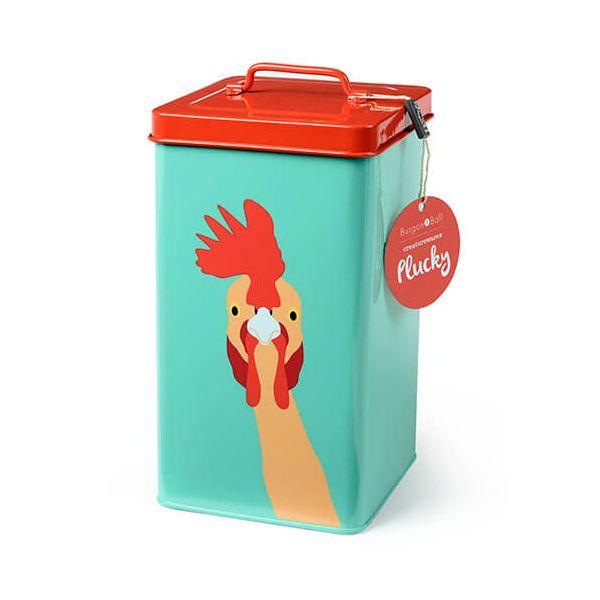 Burgon & Ball Creaturewares Plucky Chicken Tin