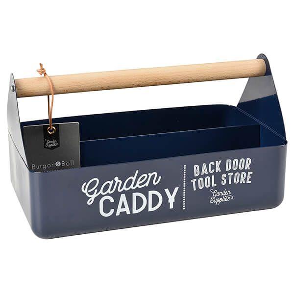 Burgon & Ball Garden Caddy - Atlantic Blue