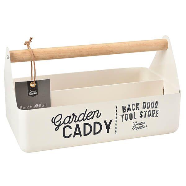 Burgon & Ball Garden Caddy - Stone