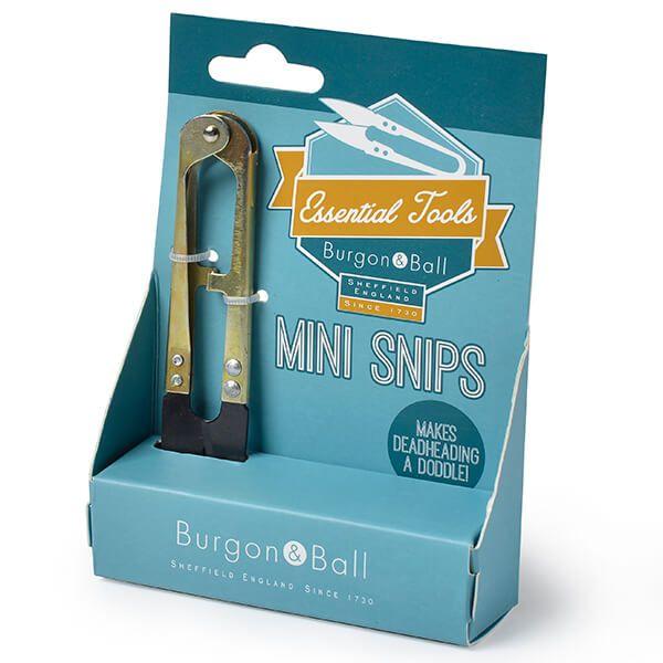 Burgon & Ball Mini Snips