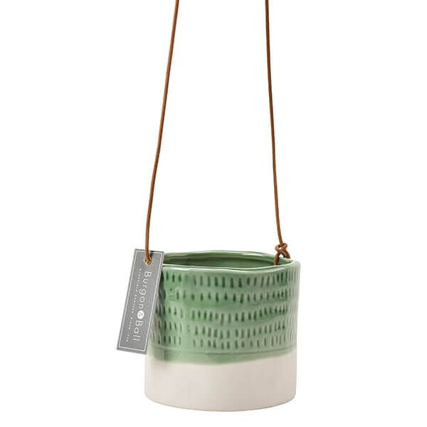 Burgon & Ball Pie Crust Hanging Pot
