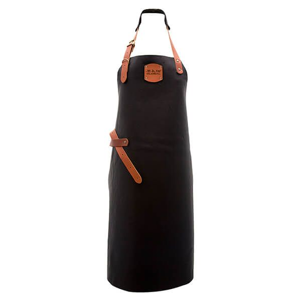Global GL-8260 Full Length Leather Apron