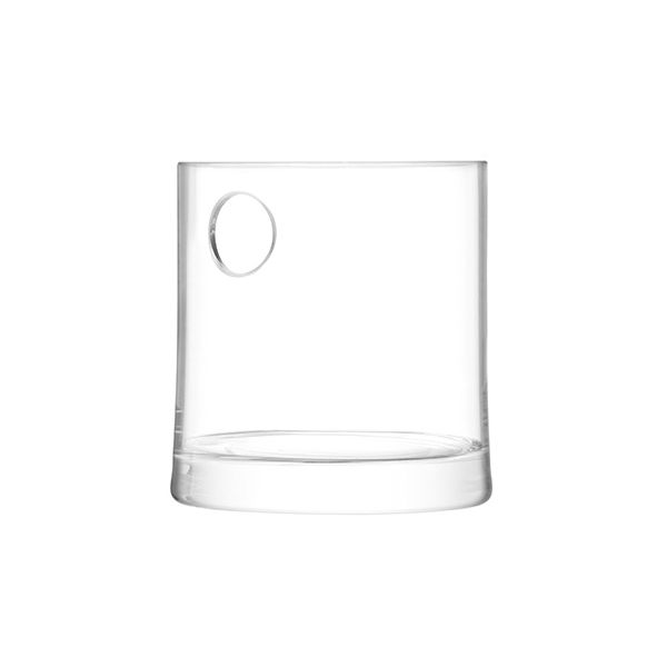 LSA Gin Ice Bucket 14cm Clear