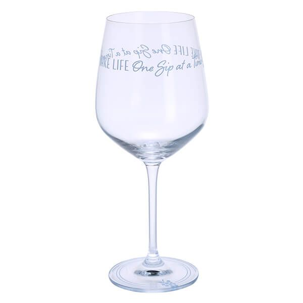 Dartington Wine Time Take Life One Sip At A Time