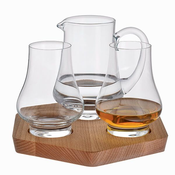 Dartington The Whisky Experience Glass Tasting Set