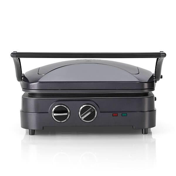 Cuisinart Style Collection Griddle & Grill Midnight Grey