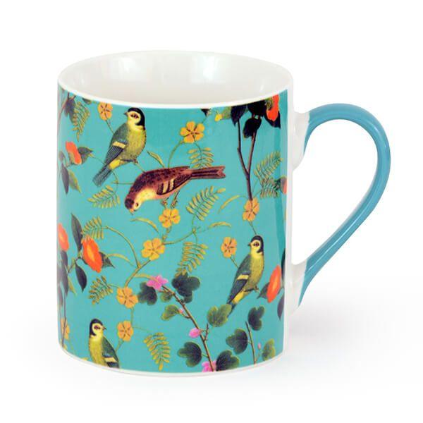 RHS Flora & Fauna Fine China Mug