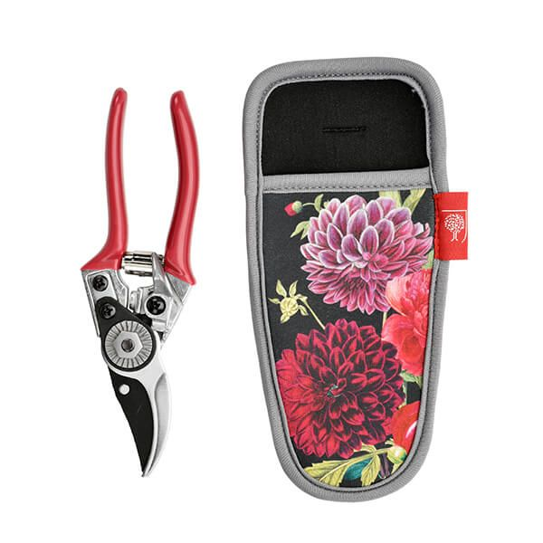 RHS British Bloom Gift Boxed Pruner & Holster