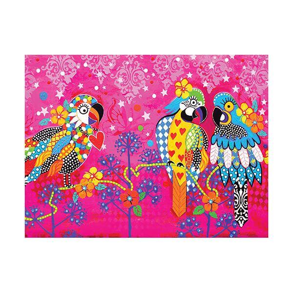 Maxwell & Williams Love Hearts Tea Towel Araras