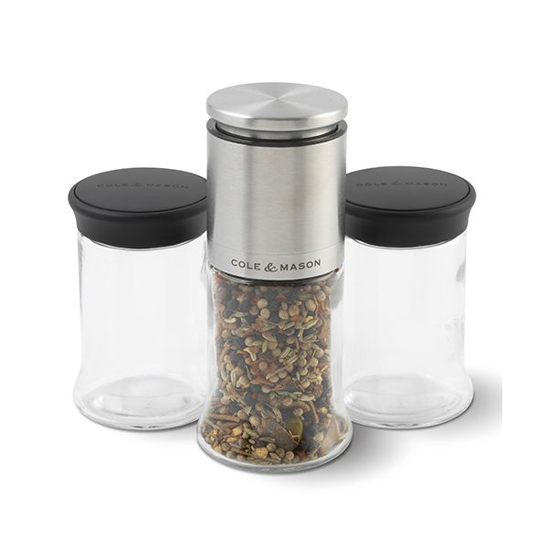 Cole & Mason Kingsley Herb & Spice Mill Gift Set