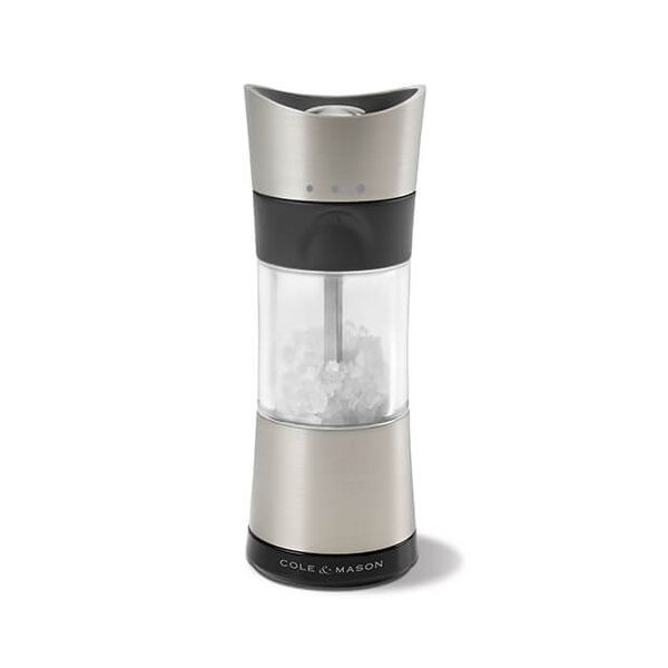 Cole & Mason Horsham Inverta Precision Salt Mill Chrome