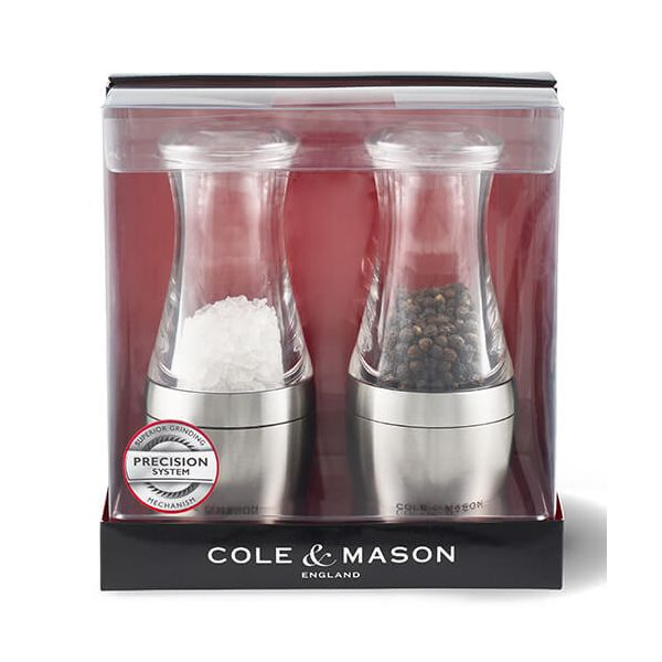 Cole & Mason Wishford Precision Mill Gift Set