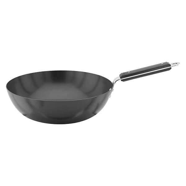 Judge 24cm Stir Fry / Wok, Black