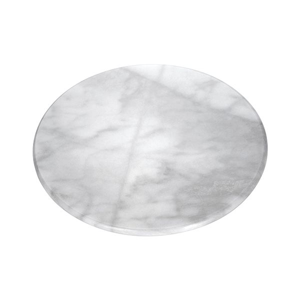 Judge White Marble Lazy Susan 30cm/12""