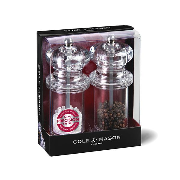 Cole & Mason 505 Salt & Pepper Set
