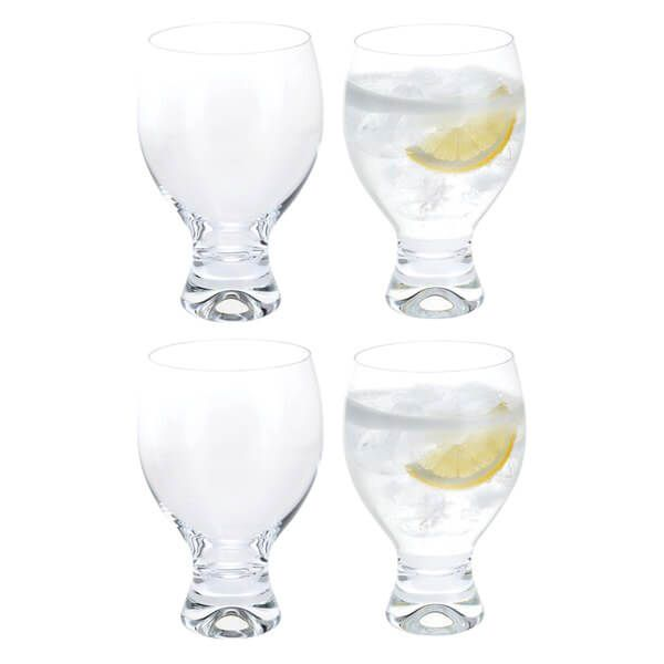 Dartington Home Bar Gin Goblet Glass Pack Of 4