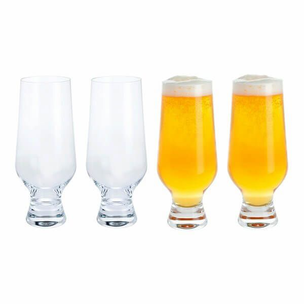 Dartington Home Bar Beer Glass Pack Of 4