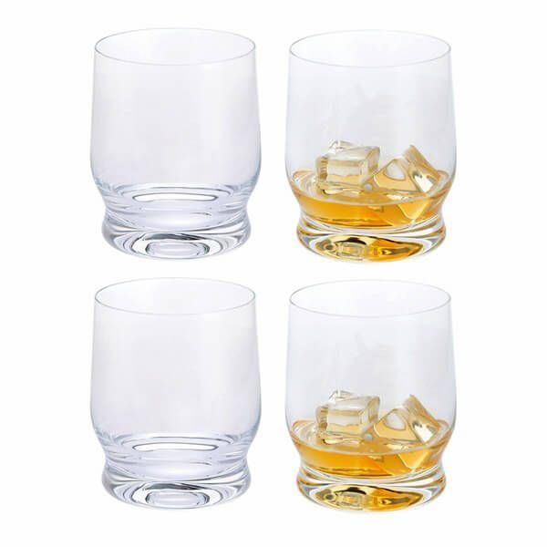 Dartington Home Bar Tumbler Glass Pack Of 4