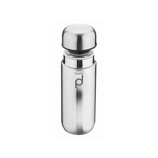 Grunwerg Drink Pod 0.2 Litre Mirror Finish Stainless Steel