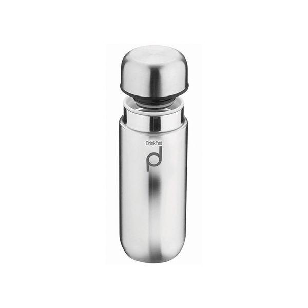 Grunwerg Drink Pod 0.2 Litre Stainless Steel