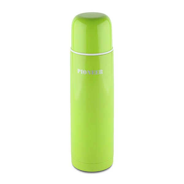 Pioneer 500ml Vacuum Flask Green