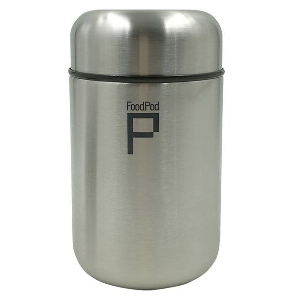 Pioneer 400ml Food Pod Stainless Steel