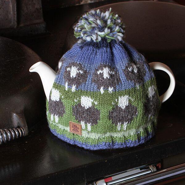 Pachamama Flock Of Herdwick Sheep Tea Cosy