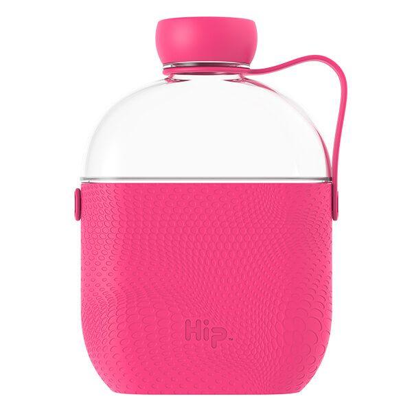 Hip Hot Pink Bottle 22oz/650ml