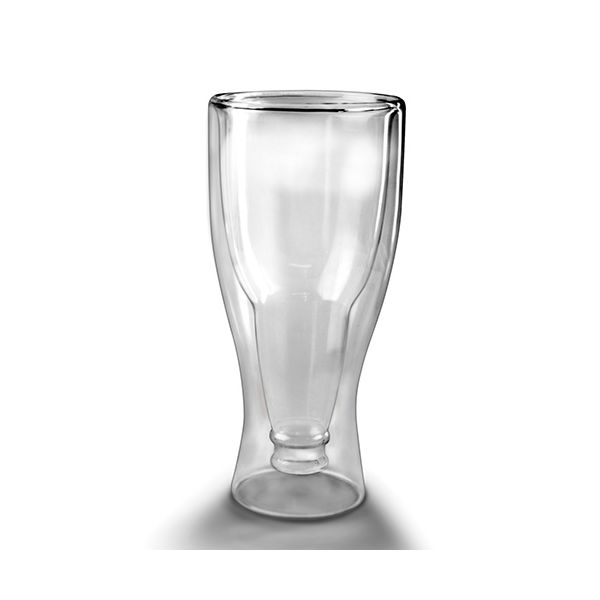 Fred Hopside Down Beer Glass