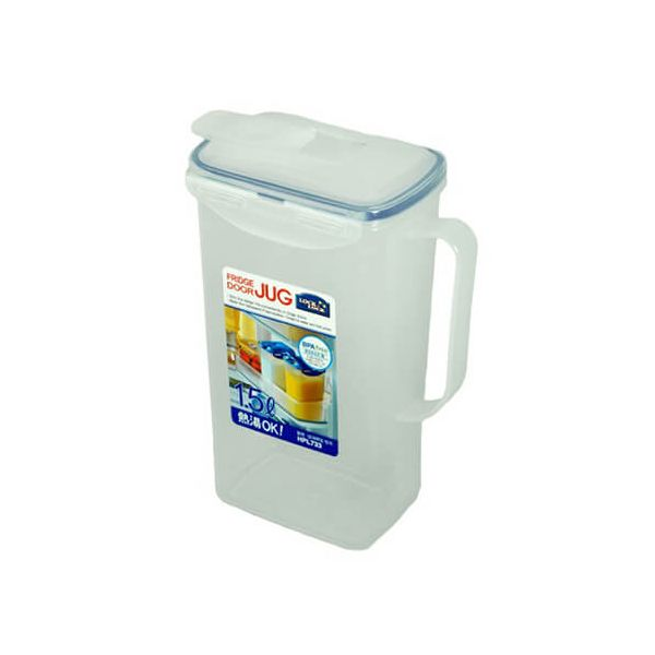 Lock & Lock 1.5 Litre Fridge Door Jug