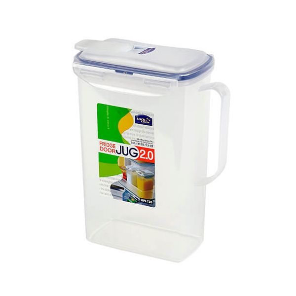 Lock & Lock 2 Litre Fridge Door Jug
