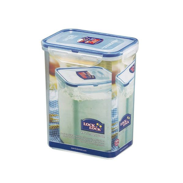 Lock & Lock 1.8 Litre  Rectangular Storage Container