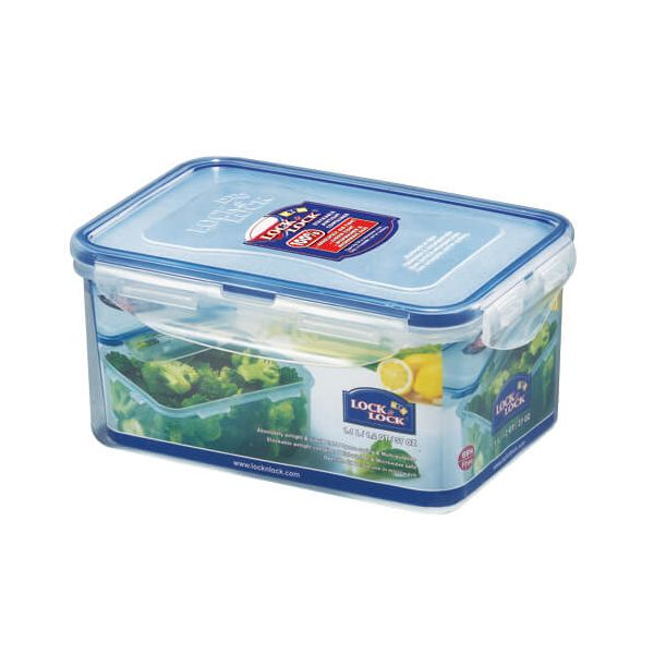 Lock & Lock 1.1 Litre Rectangular Storage Container