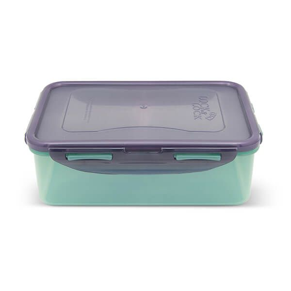Lock & Lock Eco 1 Litre Rectangular Storage Container
