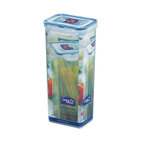 Lock & Lock 2 Litre Rectangular Storage Container