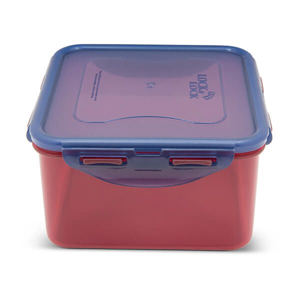 Lock & Lock Eco 1.2 Litre Square Storage Container