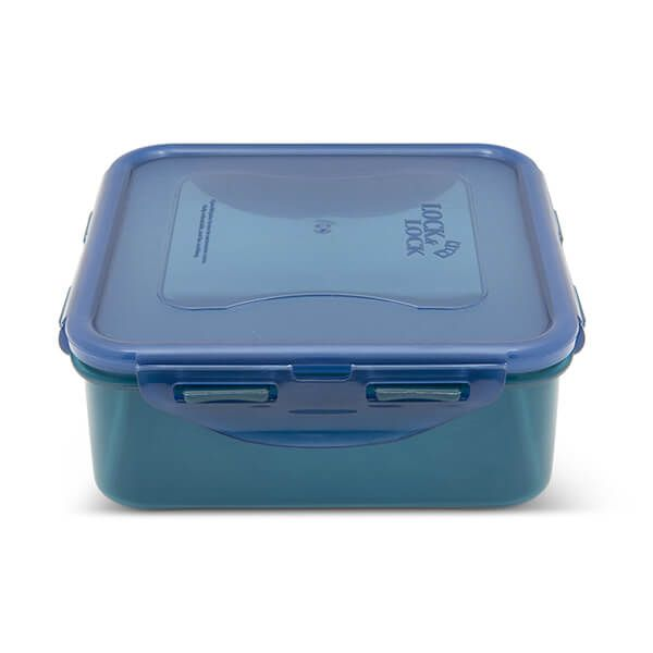 Lock & Lock Eco 870ml Square Storage Container