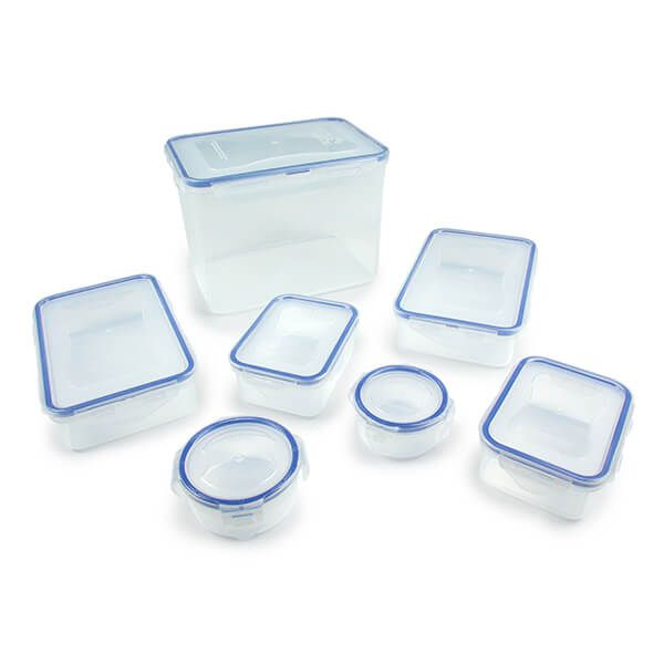Lock & Lock 7 Piece Container Set