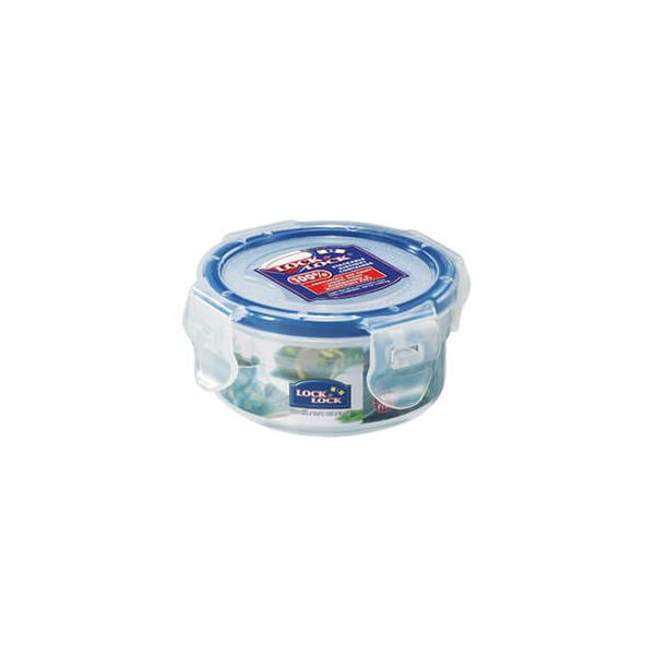 Lock & Lock 100ml Round Storage Container