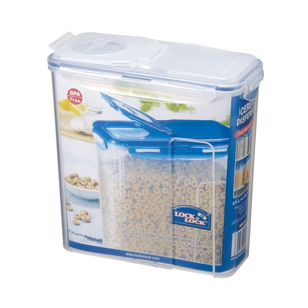 Lock & Lock 3.9 Litre Cereal Dispenser