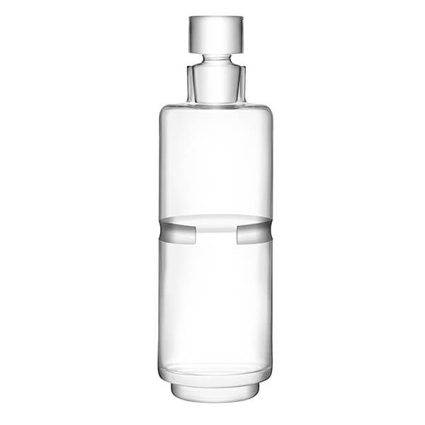 LSA Horizon Decanter 1.1L Clear & Cut
