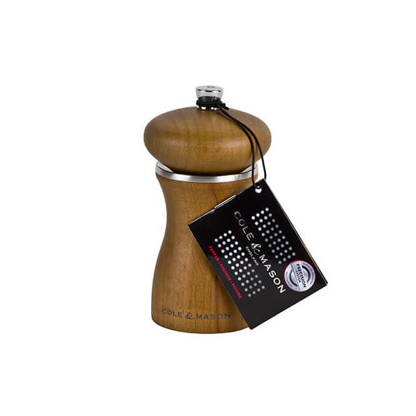 Cole & Mason Sherwood Sand Precision Pepper Mill