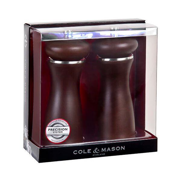 Cole & Mason Sherwood Forest 16.5cm Precision Mill Gift Set