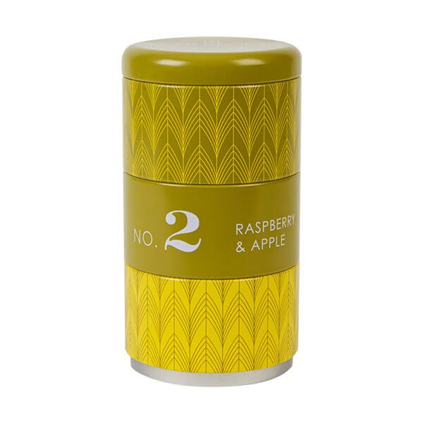 Wax Lyrical Homescenter Raspberry & Apple Set of 3 Stacking Candle Tins