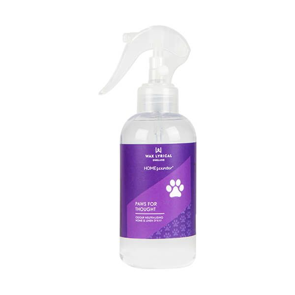 Wax Lyrical Homescenter Paws for Thought Home & Linen Spray 200ml