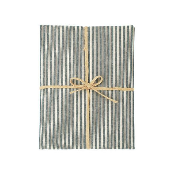Walton & Co Hampton Stripe Tablecloth 130x180cm