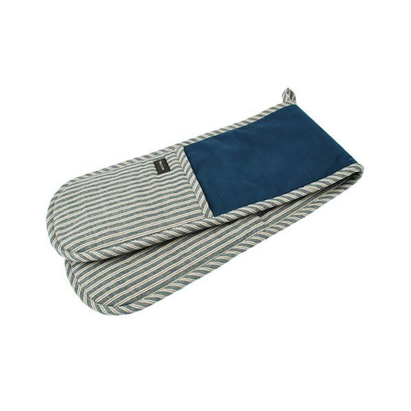 Walton & Co Hampton Stripe Double Oven Glove
