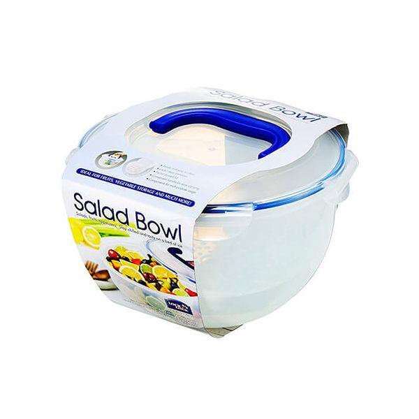 Lock & Lock 4 Litre Salad Bowl