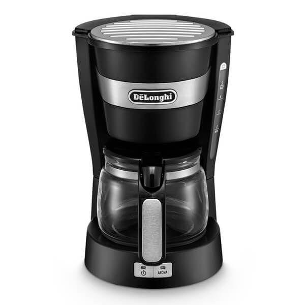 Delonghi Active Line Filter Coffee Machine Black